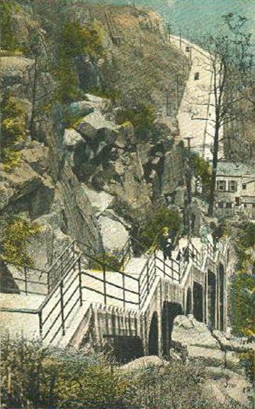 Weehawken Stone Steps